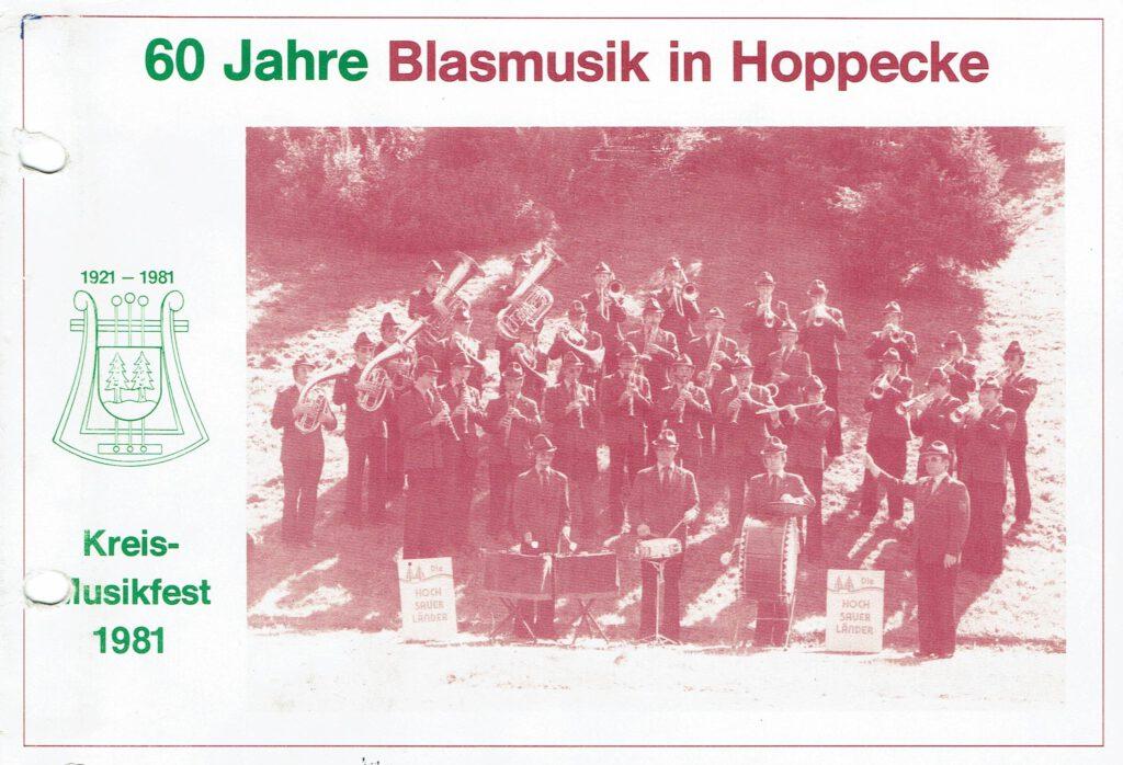 Kreismusikfest und 60-jähriges Bestehen